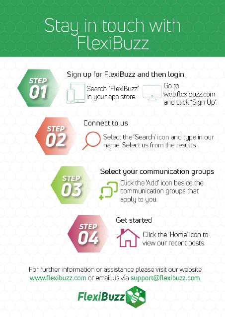 FlexiBuzz User Registration Page 2