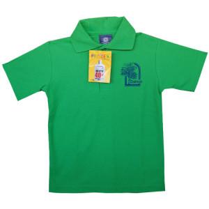 Polo Shirt - Green (Sharks Faction)