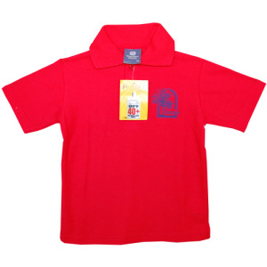 Polo Shirt - Red (Boomers Faction)